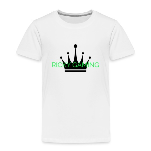 RICKY THE KING - Kids' Premium T-Shirt