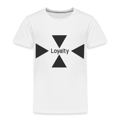 Loyalty logo big - Kids' Premium T-Shirt