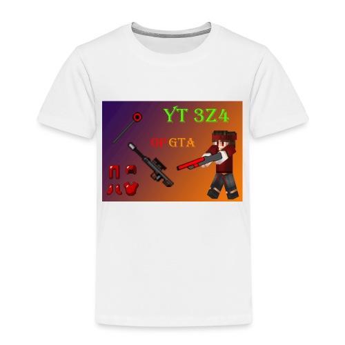 yt 3z4 - Lasten premium t-paita