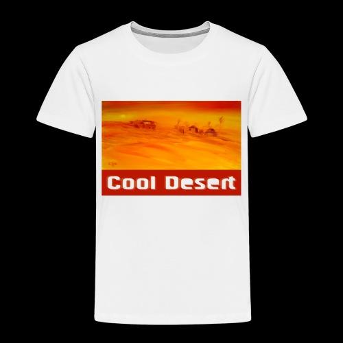 Cool Desert Sahara Motiv - Kinder Premium T-Shirt