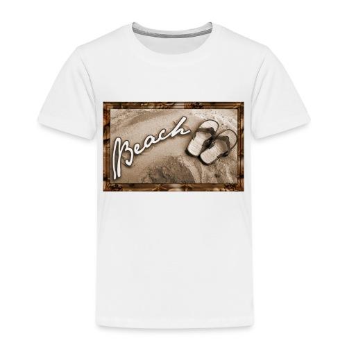 beach - T-shirt Premium Enfant