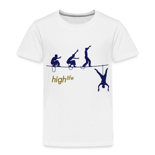 Highlife (woman) - Kids' Premium T-Shirt