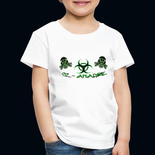 CC-Analyse - Kinder Premium T-Shirt
