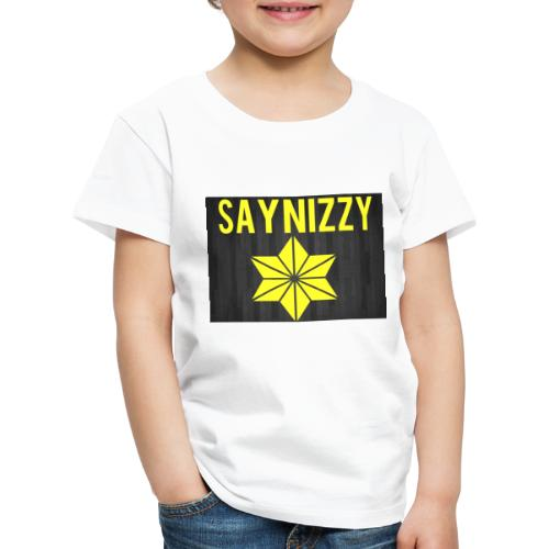 Say nizzy - Kids' Premium T-Shirt
