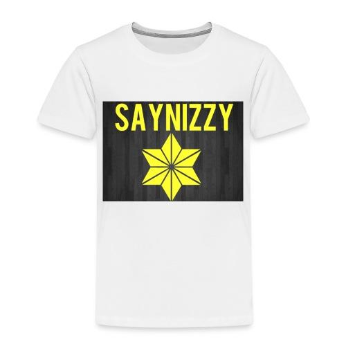 Say nizzy - Kids' Premium T-Shirt