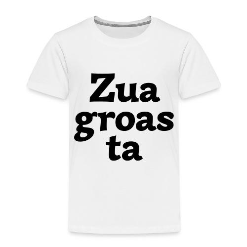 Zuagroasta - Kinder Premium T-Shirt