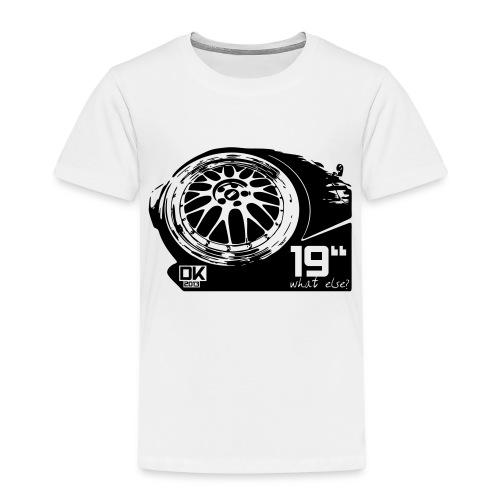 19inch1 - Kinder Premium T-Shirt