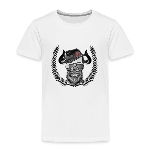 Skull of Mafia - Kinderen Premium T-shirt