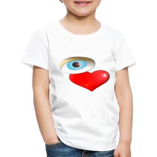 OVAL - T-shirt Premium Enfant