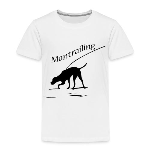 Mantrailing - Kinder Premium T-Shirt
