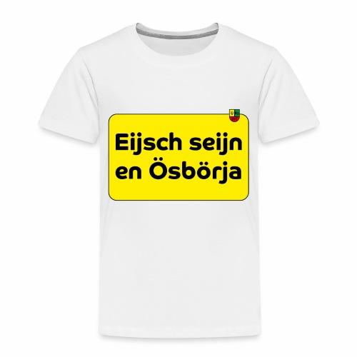 Ich bin ein Osburger - Statement - Kinder Premium T-Shirt