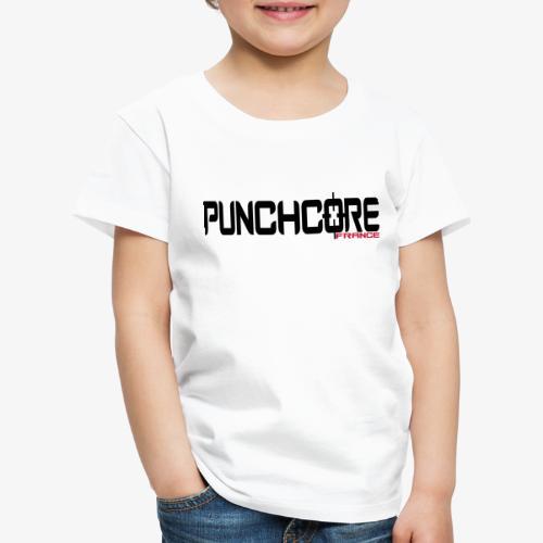 punchcore france - T-shirt Premium Enfant