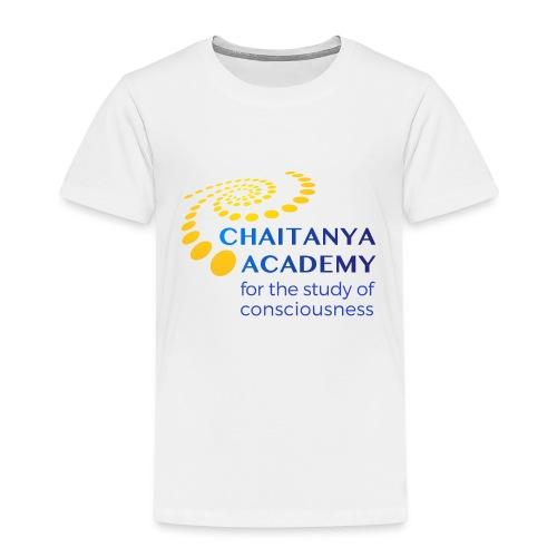 Chaitanya Academy Logo - Kinder Premium T-Shirt