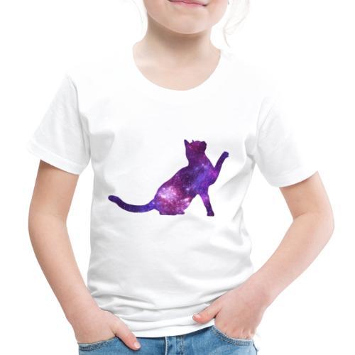 Spacecat - Kinder Premium T-Shirt