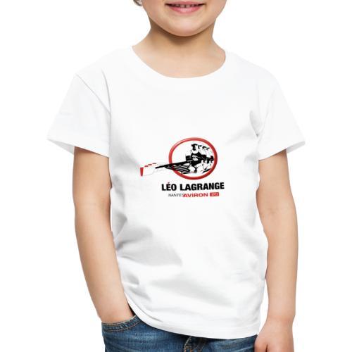 Léo Lagrange Nantes Aviron - T-shirt Premium Enfant