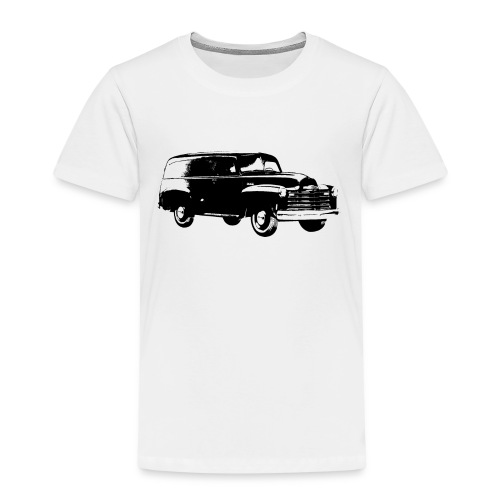 1947 chevy van - Kinder Premium T-Shirt