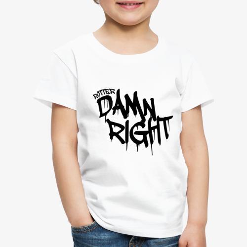 Rotterdamnright - Kinderen Premium T-shirt