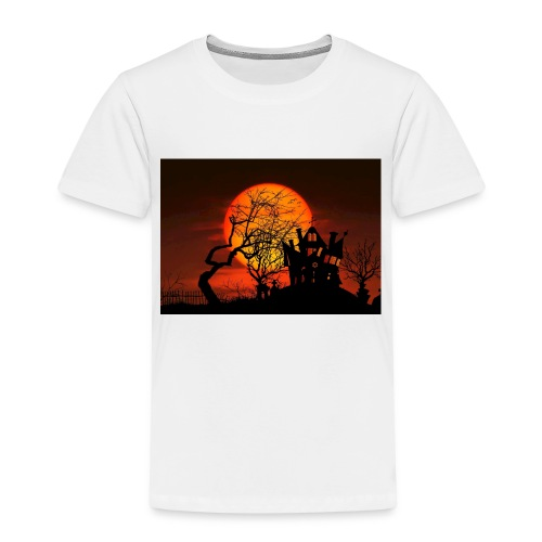 Le soleil couchant - T-shirt Premium Enfant