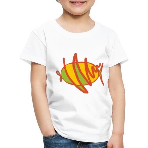 fish - Kinder Premium T-Shirt