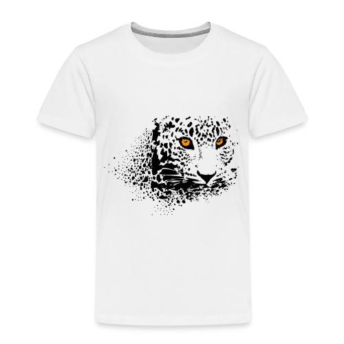 regard félin - T-shirt Premium Enfant