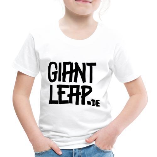 schriftzugMolotow svg - Kinder Premium T-Shirt