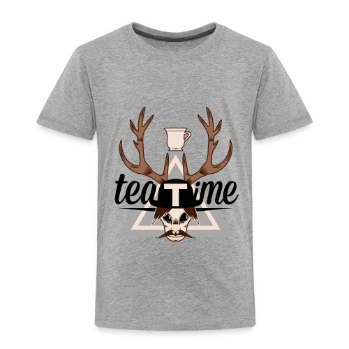 Logo TeaTime - T-shirt Premium Enfant