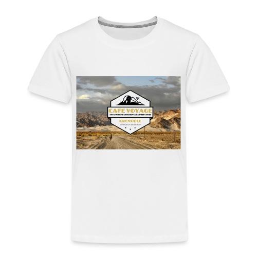 Visuel Chili Ape ros moyen format png - T-shirt Premium Enfant