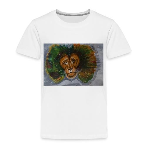lion - Kinder Premium T-Shirt
