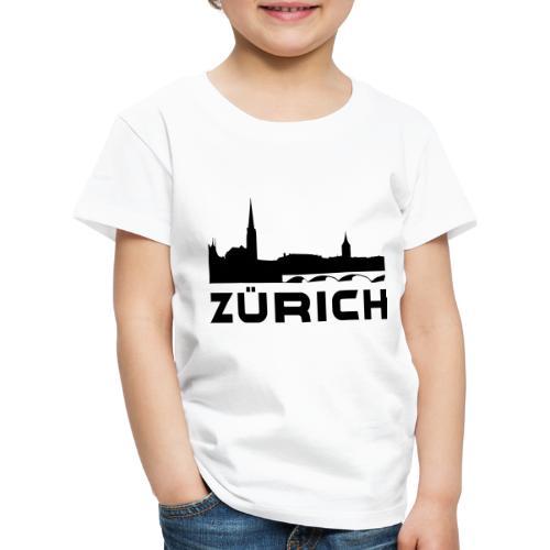 Zürich - Kinder Premium T-Shirt