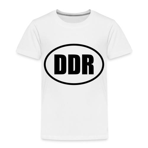DDR Emblem - Kinder Premium T-Shirt