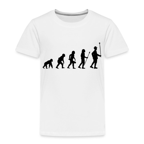 Stabführer Evolution - Kinder Premium T-Shirt