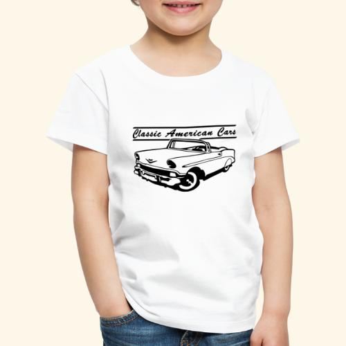 Classic American Cars 1 - T-shirt Premium Enfant