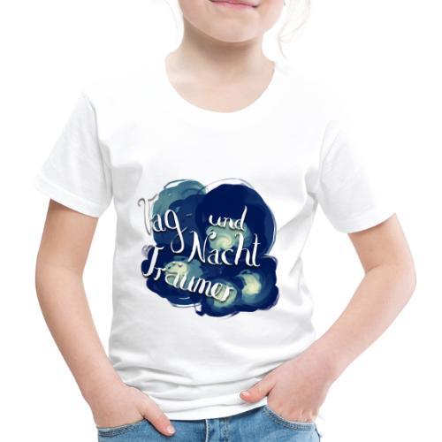 Tag- und Nachtträumer - Kinder Premium T-Shirt
