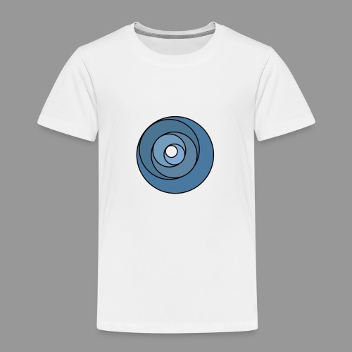 Circular evens - Kids' Premium T-Shirt