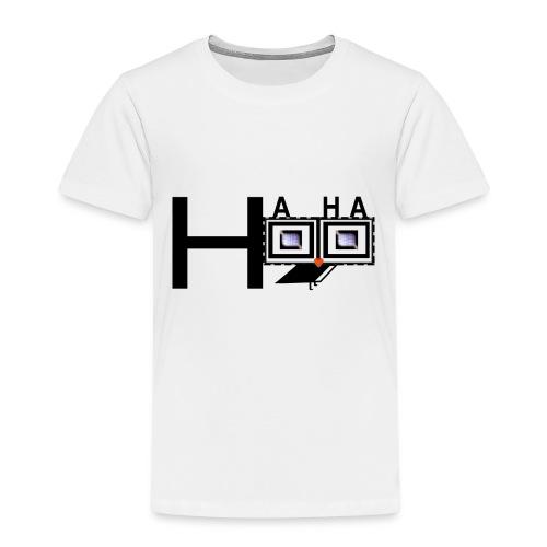 Hahahoo_logo2 - Kids' Premium T-Shirt