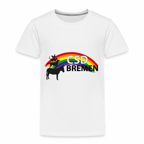 CSD Bremen - Kinder Premium T-Shirt
