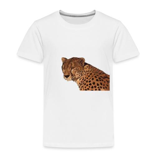 Ghepardo - Maglietta Premium per bambini