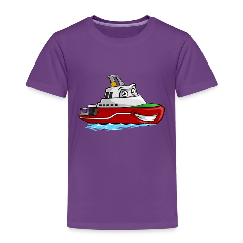 Boaty McBoatface - Kids' Premium T-Shirt