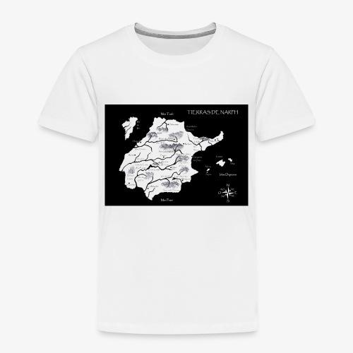 Mapa Narph - Camiseta premium niño