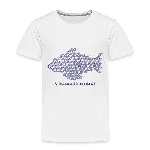 Schwarmintelligenz (Premium Shirt) - Kinder Premium T-Shirt