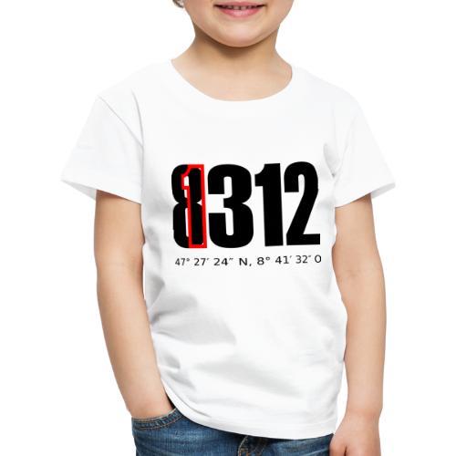 8312 - Kinder Premium T-Shirt