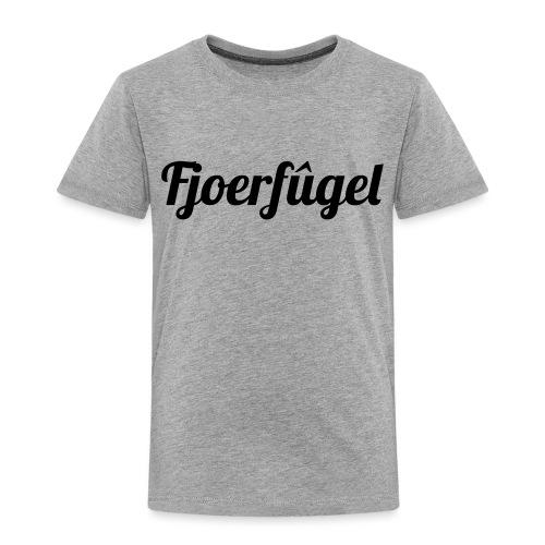 fjoerfugel - Kinderen Premium T-shirt