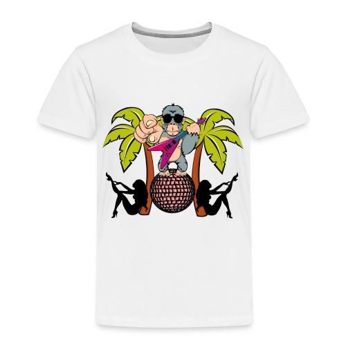 Disco Ape - Kinder Premium T-Shirt