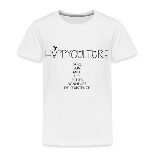 Happyculture - T-shirt Premium Enfant