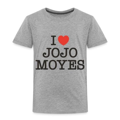 I LOVE JOJO MOYES - Børne premium T-shirt