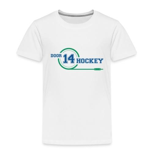 D14 HOCKEY LOGO - Kids' Premium T-Shirt