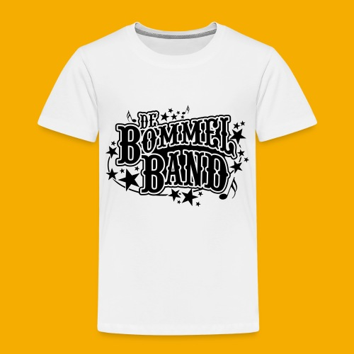bb logo - Kinderen Premium T-shirt