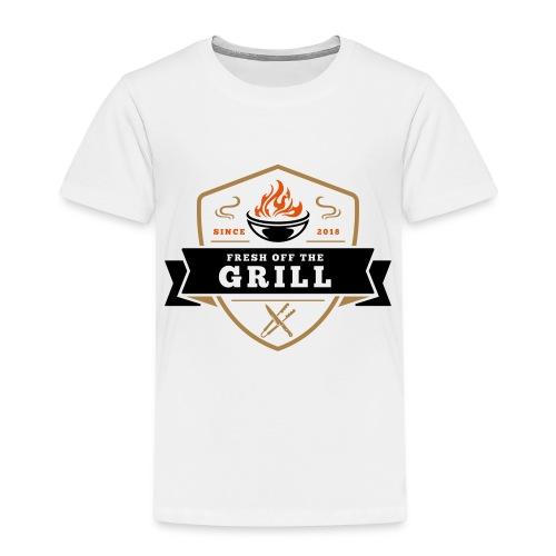 Fresh off the Grill 4C - Kinder Premium T-Shirt
