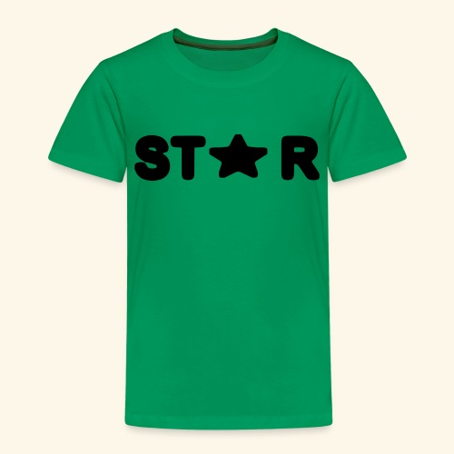 Star of Stars - Kids' Premium T-Shirt