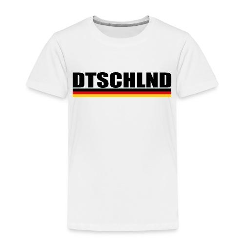 dtschschlnd 2018 - Kinder Premium T-Shirt